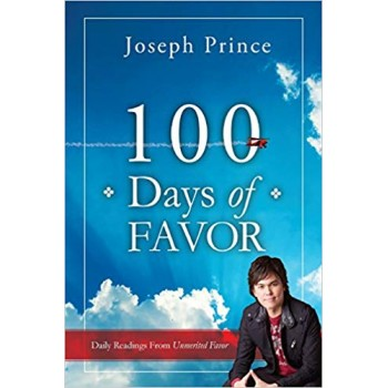 100 days of favour by Joseph Prince