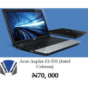 Quickbuy: Acer Aspire E1-531