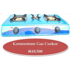 Quickbuy: Kornerstone Gas Cooker