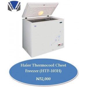 Thermocool Chest Freezer (HTF-103H)