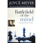 Battlefield Of The Mind Bestseller by Joyce Meyer