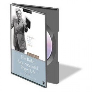 Five Rules for a Successful Prayer Life (DVD) by Kenneth E. Hagin