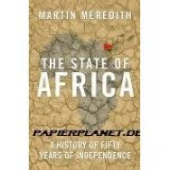 The State of Africa by Martin Meredith