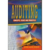 Auditing: Concepts, Issues and Principles