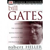 Business Masterminds: Bill Gates by Robert Heller