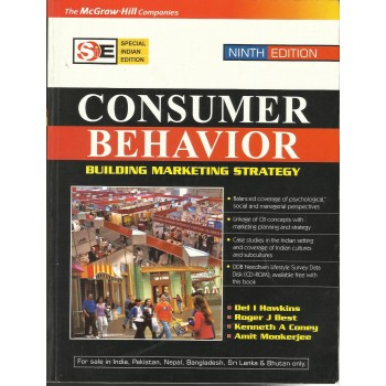 Consumer Behaviour Building Marketing Strategy