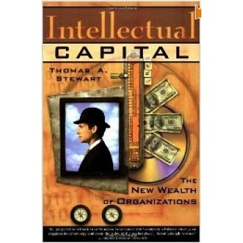 Intellectual Capital: The New Wealth of Organizations by Thomas A. Stewart
