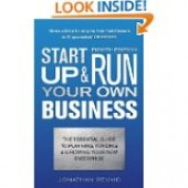 Start Up and Run Your Own Business by Jonathan Reurid