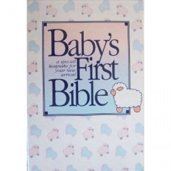 Baby's First Bible - King James Version