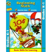 Beginning Math Grade K-1 by Learning Horizons