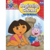 Beginning Sounds: Die-cut Wipe-off Workbook