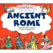 Bubble Facts Ancient Rome by Belinda; Davis, Mark Gallagher