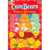 Care Bears: 4 Easy-to-Read-story by Ken Geist, Frances Ann Ladd, Justin Spelvin