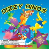 Dizzy Dinos (Counting Fun! Series) by Gordon Volke, Noeline Cassettari