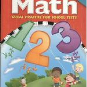 First Grade Math: Great Practice for School Tests! By Learning Horizons