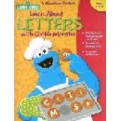 Learn About Letters With Cookie Monster: Ages 3+