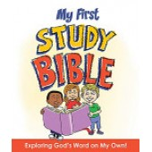 My First Study Bible: Exploring God's Word on My Own! by Paul J. Loth, Rob Suggs
