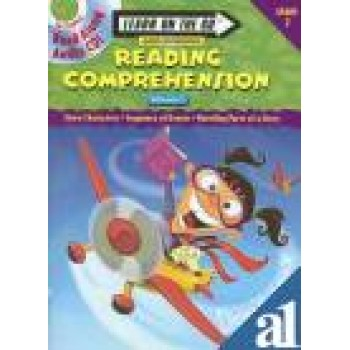 Reading Comprehension Volume 1: Grade 2 With CD By Learning Horizons