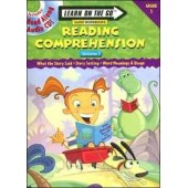 Reading Comprehension, Volume 1: Grade 1 With CD by Learning Horizons Staff
