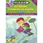 Reading Comprehension Volume 2: Grade 1 With CD by Learning Horizon