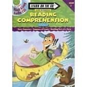 Reading Comprehension Volume 2: Grade 2 With CD by Learning Horizon