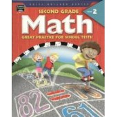 Second Grade Math: Great Practice for School Tests! By Learning Horizons