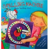 The Spelling Machine: Make Spelling Fun! by Keith Faulkner, Gina Tee