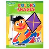 Colors & Shapes (Wipe-Off Activity Books) by Learning Horizons
