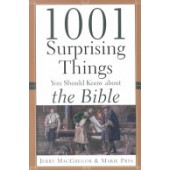 1001 Surprising Things You Should Know about the Bible by Jerry MacGregor, Marie Prys