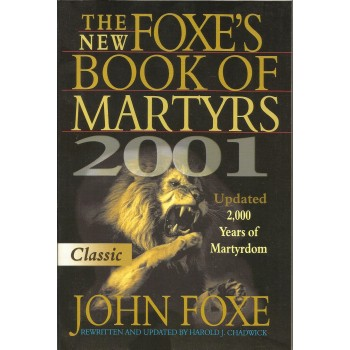 Book of Martyrs by John Foxe