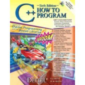 C++ How to Program (6th Edition) by Paul J. Deitel, Harvey M. Deitel