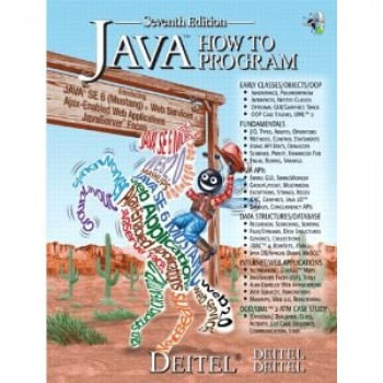 Java How to Program, 7th Edition by Harvey Deitel, Paul Deitel
