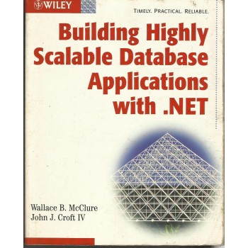 Building Highly Scalable data base with .Net