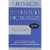 Chambers 21st Century Dictionary by  Robinson Mairi,  Davidson George