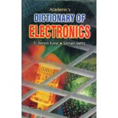 Dictionary Of Electronics By Mukta Bhardwaj