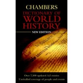 Dictionary of World History by Hilary Marsden