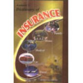 Dictionary of Insurance by Edward B. Barbier