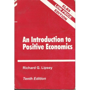 An Introduction To Positive Ecconomics