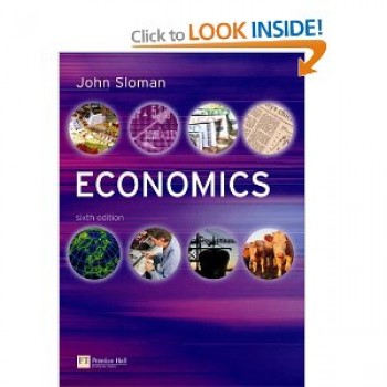 Economics (6th Edition) by John Sloman