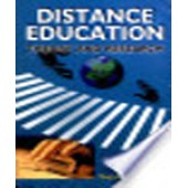 Distance Education: Theory & Research by Mujibul Hasan Siddiqui