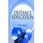 Distance Education by V. K. Rao