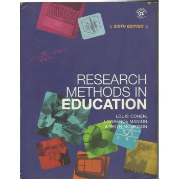 Research Methods In Education