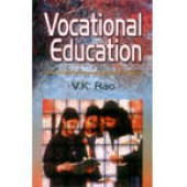 Vocational Education by Rao V. K