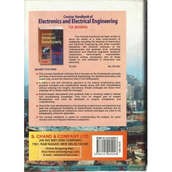 Concise Handbook of Electronics and Electrical Engineering