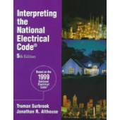 Interpreting the National Electrical Code 5th Edition by Truman Surbrook, Jonathan R Althouse