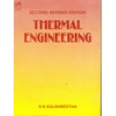 Thermal Engineering 2nd Revised Edition by S K Kulshrestha