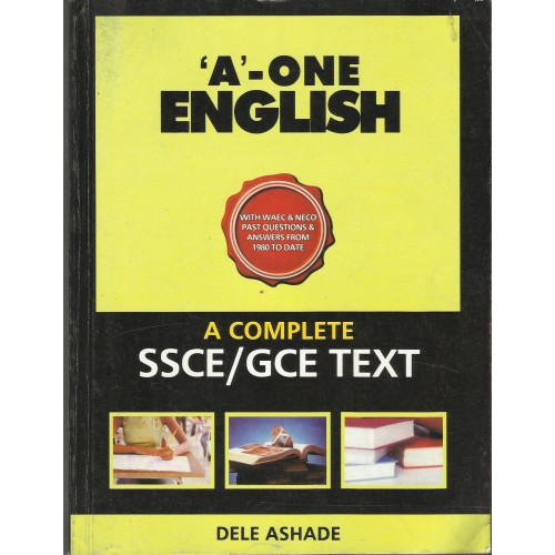 one english for dele ashade