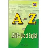 A-Z  JAMB`s Use Of English