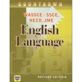 Countdown:  English Language for WASSCE/SSCE, NECO, JME