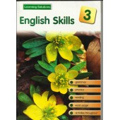 English Skills 3: Grammar, Phonics, Reading, Word Usage, Activities Throughout